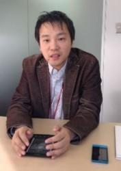 オールアバウト電子書籍pjtプロジェクトリーダー・上村充弘氏