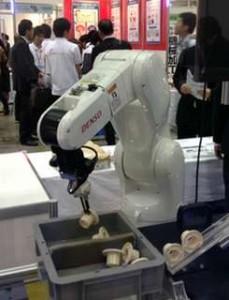 生活を支援するロボットたち