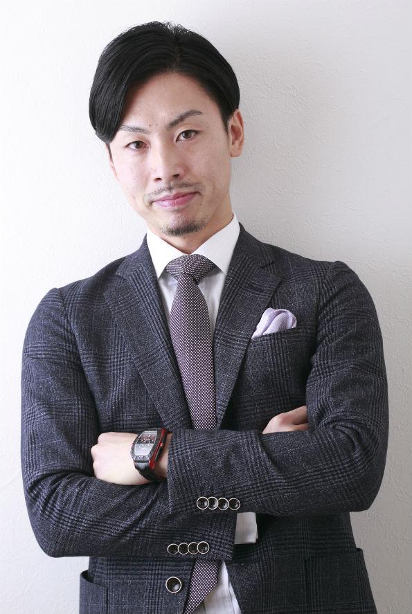 中田大輔氏