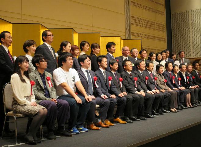 HRアワード2014年表彰者