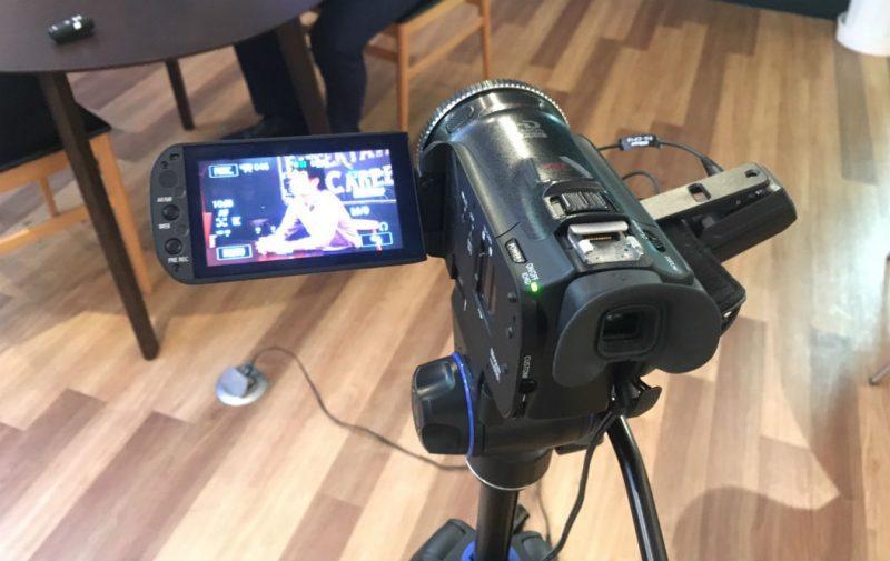 動画撮影機材