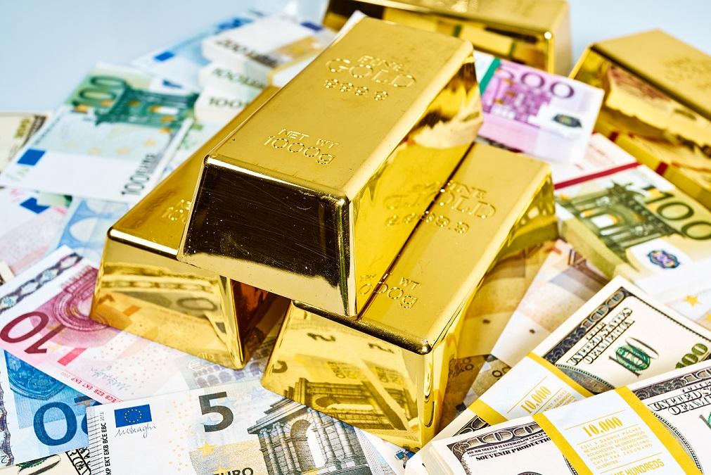 お金の価値と黄金という金属