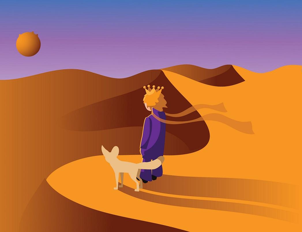 星の王子様を読めない人たち